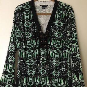 Boston Proper Terry Cloth Tunic